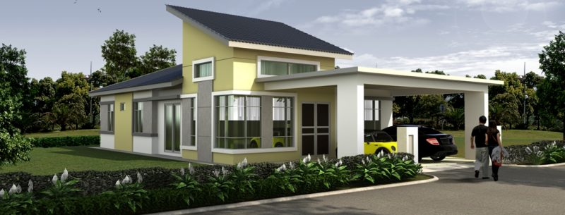 1 storey bungalow RE